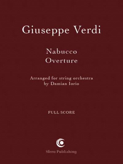Nabucco cover